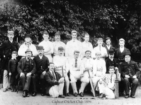 Codnor Cricket Club 1894