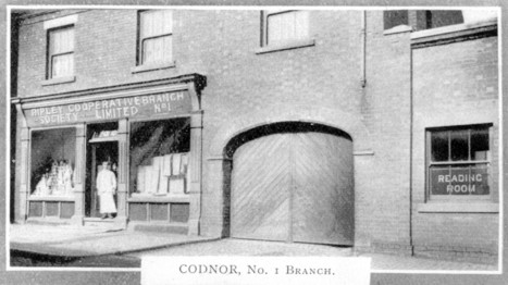 Ripley Co-operative Society Branch No. 1'