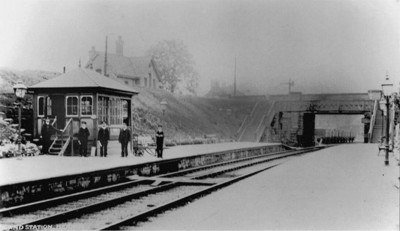 Heanor Station