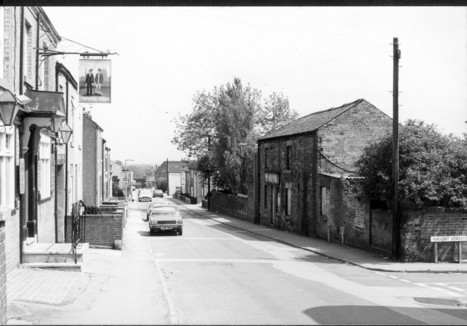 Miners Arms Mill lane Codnor