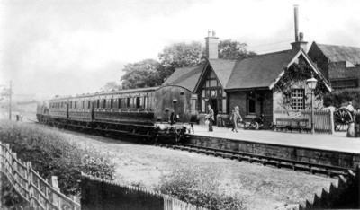 Crosshill & Codnor Station