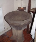 Font found in 1834 Codnor